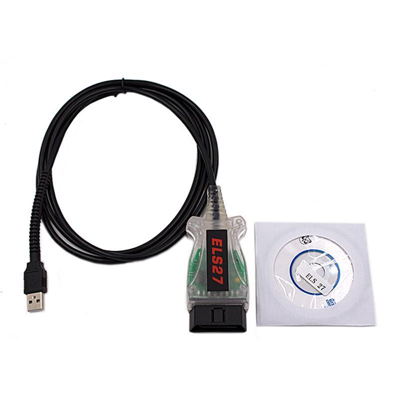 Forscan GZDL els27 forscan scanner obd2 code reader diagnostic tool ford  mazda lincoln mercury vehicle
