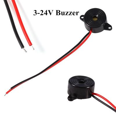 LZQ-3022 DC 6-24V 2 Wire Industrial Electronic Discontinuous Sound