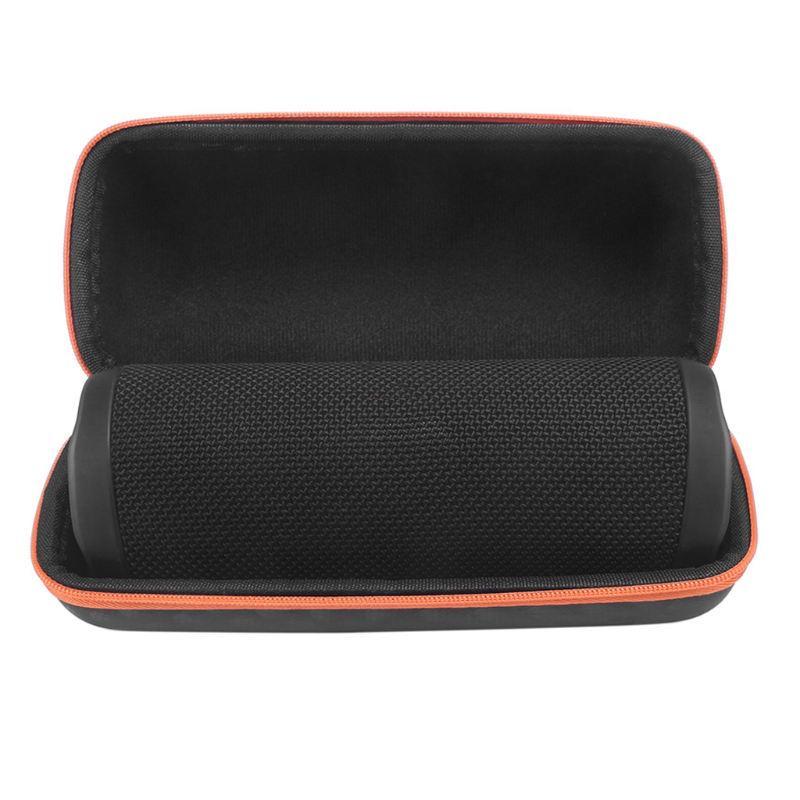 EVA Travel Carrying Zipper Box Protective Bag For JBL Flip3//4 Bluetooth Speaker