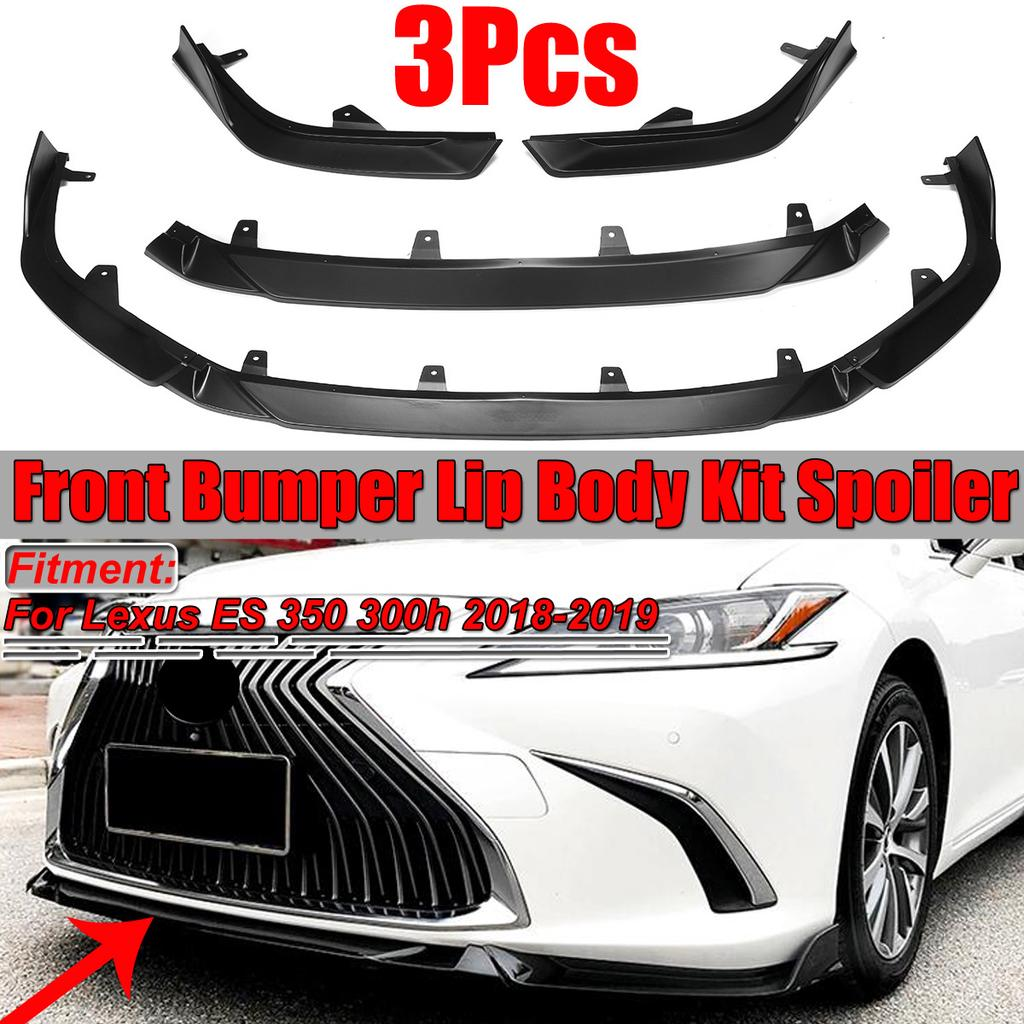 ABS Interior Rear Air Vent Outlet protect cover trim For Lexus ES 350 300h 2019