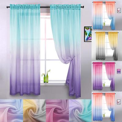 Buy Ombre Drapes At Affordable Price From 5 Usd Best Prices Fast And Free Shipping Joom