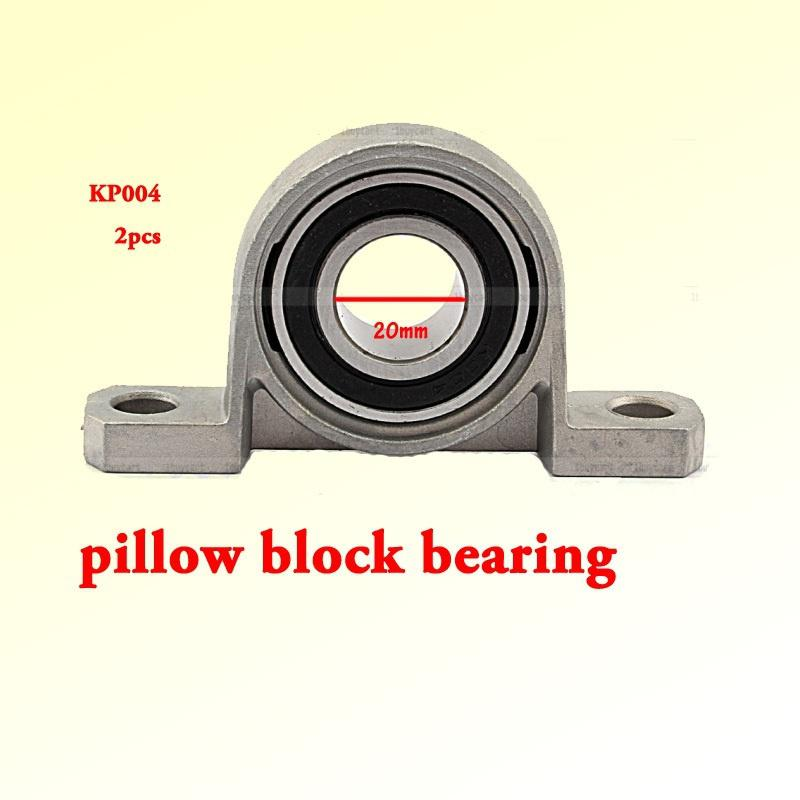 12mm Mounted Unit Bearing Pillow Block KP001-12MM