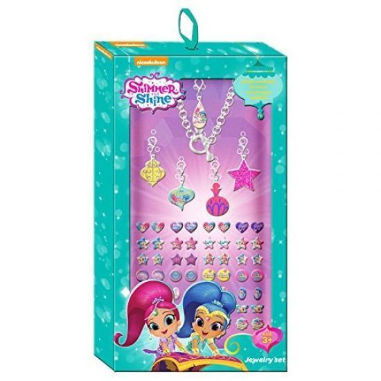 Disney Shimmer Bracelet with 5 Charms, Sh213 Kids Euroswan