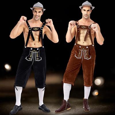Oktoberfest in Munich Mens Casual Shorts Pants