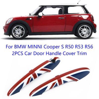 For 07-13 BMW X5 E70 Chrome Door Mirror+Handle Cover No Passenger Keyhole