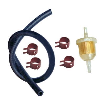 Filtri Benzina Carburante Magnetici 6-8mm Universale per Kart Moto e Auto con Calamita 3pezzi