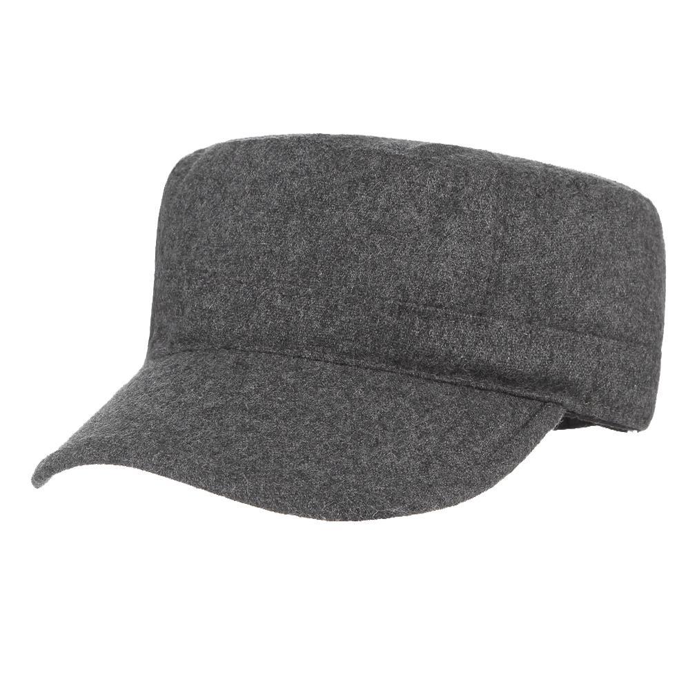 Color sólido algodón sombrero militar táctico para mujeres gorras de  marinero plana - comprar a precios bajos en la tienda en línea Joom 868d51ca7c0