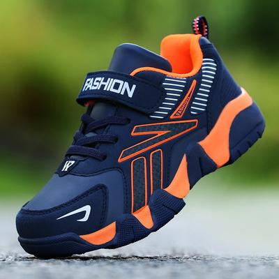 Sport Kids Sneakers Boys Casual Shoes for Children Sneakers Girls Shoes Leather Anti-slippery Fashion Tenis Infantil Menino Mesh