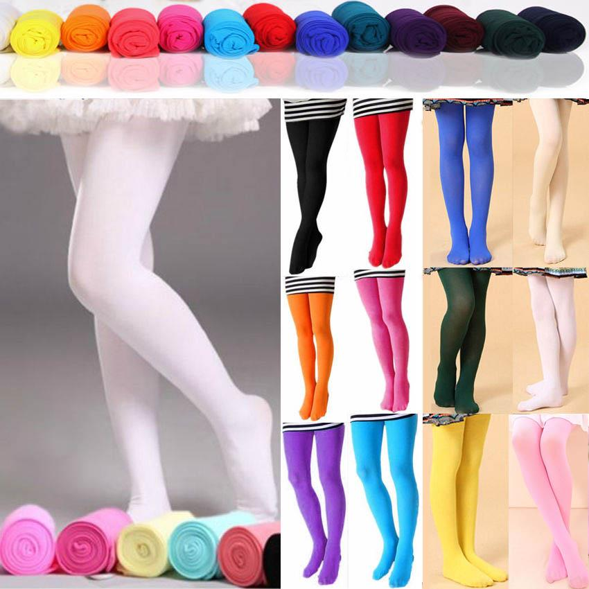 HOT Girls Baby Casual Tights Pantyhose Stocking Comfy Ballet Socks S//M//L 0-12Y