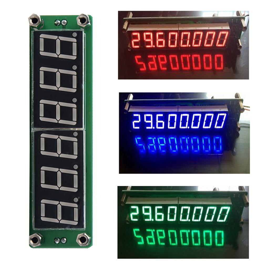 1mhz 1000mhz Plj 6led H Frequency Meter Measurement 1hz To With Digital Display 1 Of 10