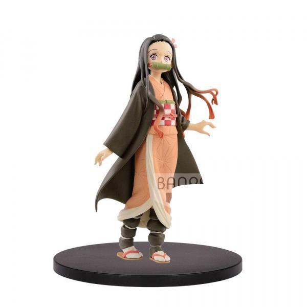"2 Piece dämonentöter kimetsu no Yaiba Kamado nezuko tanjirou 4/"" Figures Toy"