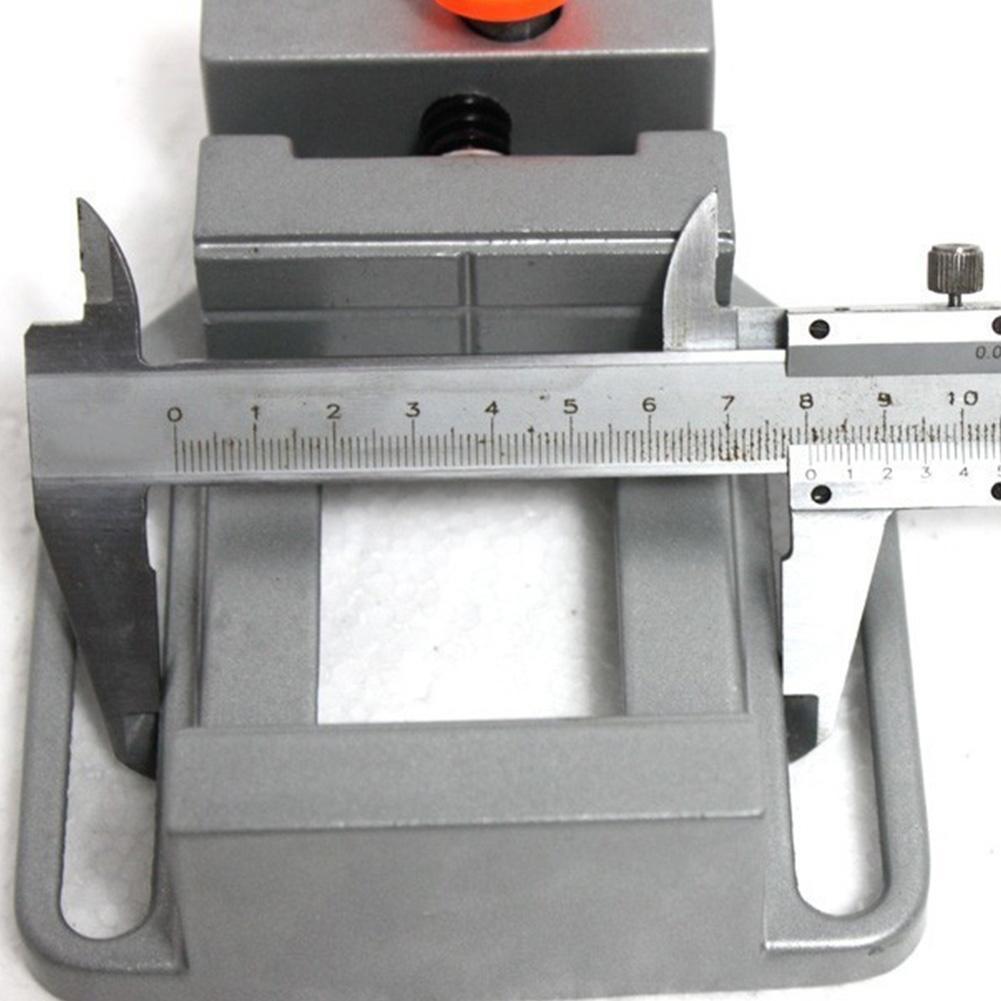 Mini-Tischklemmen-Schraubstock aus Aluminiumlegierung Hobby-Klemme Schraubzwinge DIY Tisch-Schraubstock kleine Juweliere Schraubstock 30 mm