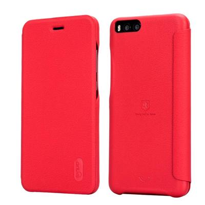 Lenuo Xiaomi Mi Note 3 PU+PC Litchi Texture Horizontal Flip Leather Case Cover with