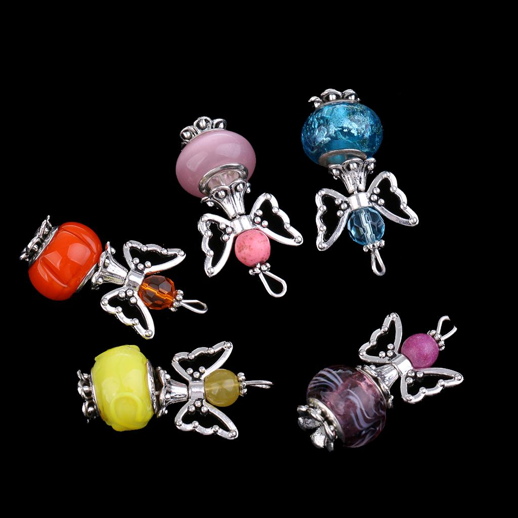 Lot 10-15Pcs Butterfly Charms Pendant Crafts Ring Beads Jewelry Making
