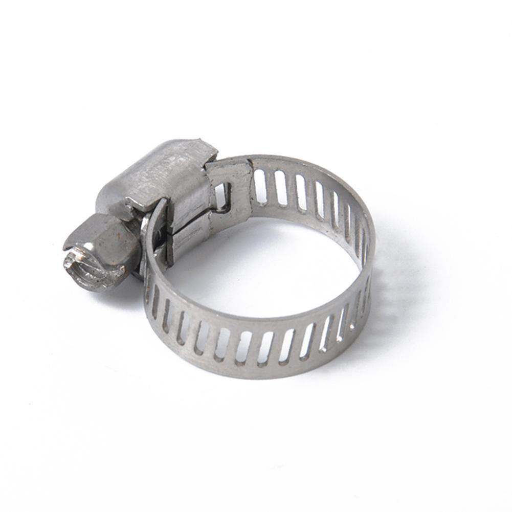 Verstellbar Mangan Stahl Antriebsschlauch Klemme Kraftstoffleitung