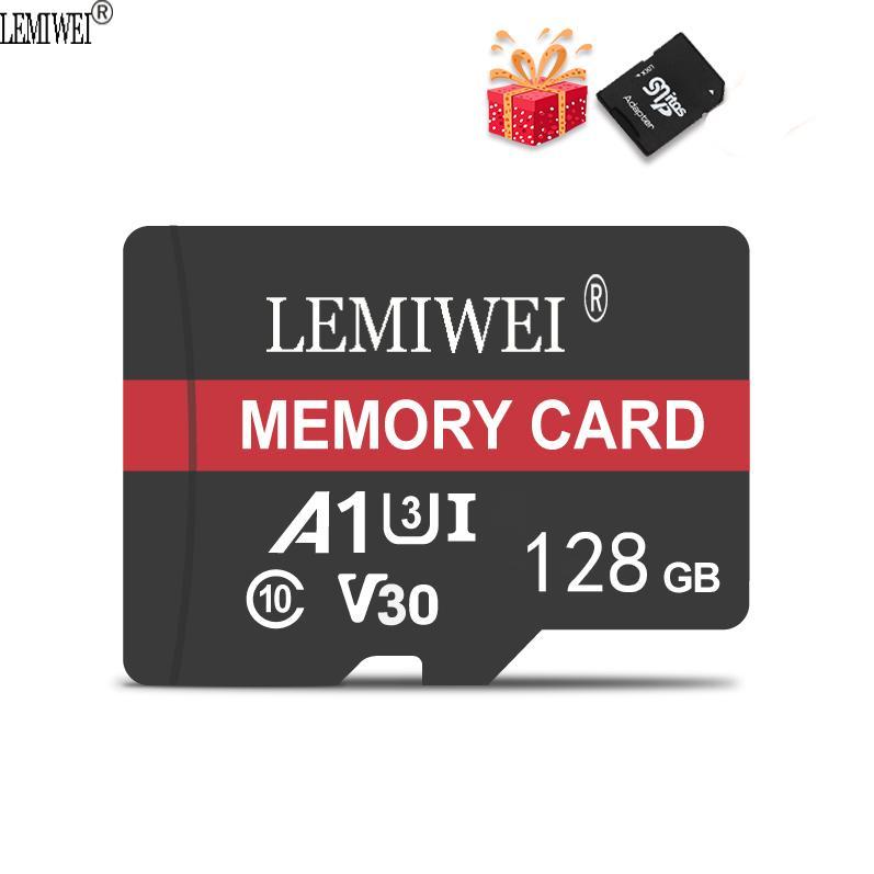 Карта 256GB 128GB 64GB 98MB/S 32GB 16GB sd карта Класс10 UHS-1 флэш-карта TF/SD карты – купить по низким ценам в интернет-магазине Joom