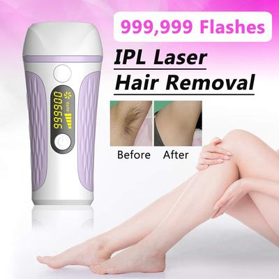 Professional Permanent Ipl Laser Depilator 999999 Flash Lcd Laser