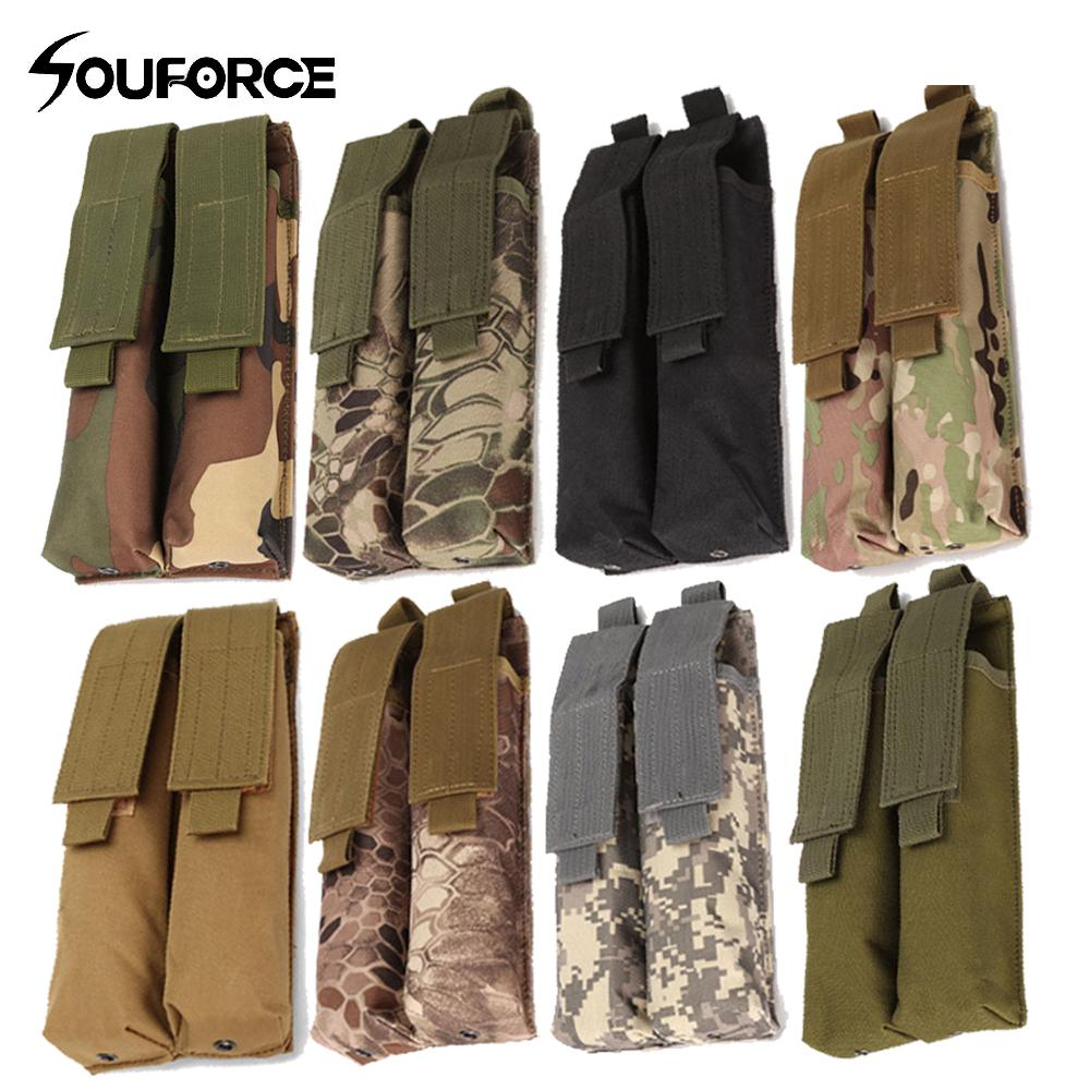 Airsoft Military P90 Mag Shoulder Sling Pouch