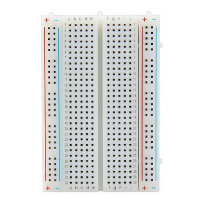 44 Mini Bread Board Solderless Protoboard DIY PCB Test Board 400 Contacts