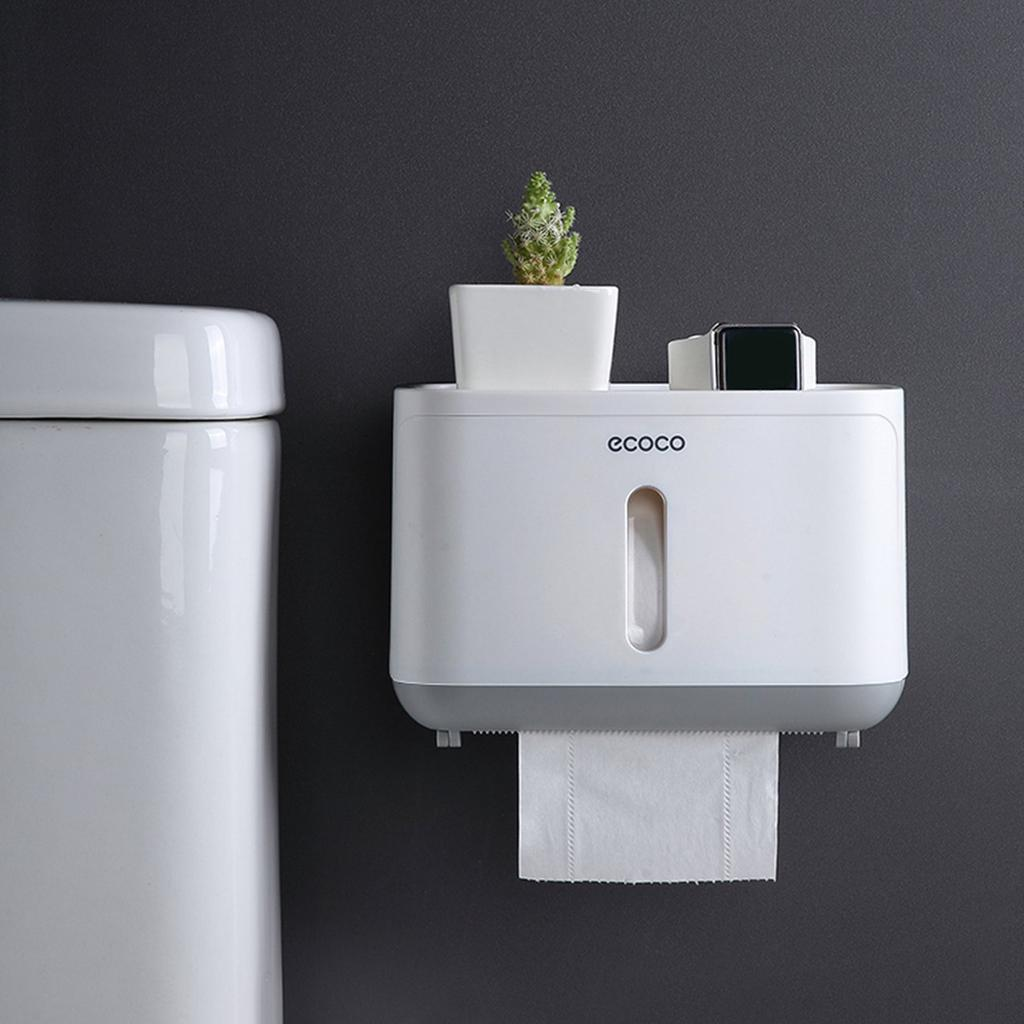 Porta Carta Igienica Originali doppia carta impermeabile asciugamano rack titolare carta igienica titolare  scatole del tessuto