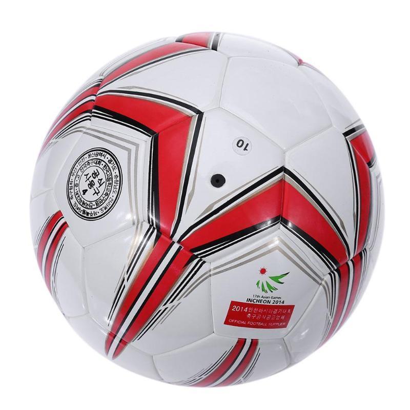 PU con el tamaño de la bomba. Balón de fútbol transparente 4 ... 6f580d19dac51