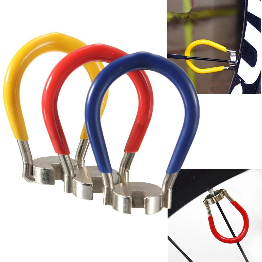 Bicycle Spoke Key Wheel Spoke Wrench Tool Nipples  Bike Parts Durable 1Pcs