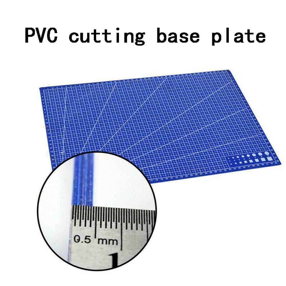 A5 DIY Cutting Mat Pad Craft Line Card Self-healing Tool T3J5 S3J4