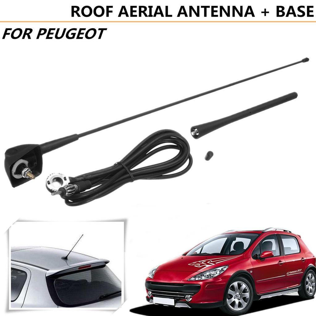 Front Aerial Antenna Base For Peugeot Partner Expert 106 205 206 306 309 Citroen
