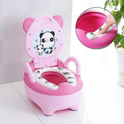 Baby Pot Children Toilet Sea Kids Potty Training Seat Baby Toilet Bowl Cute Cartoon Pot Training Pan