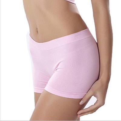 eb4c10152902 Fashion Women Lady Pants Safety Shorts Leggings Yoga Seamless Basic ...