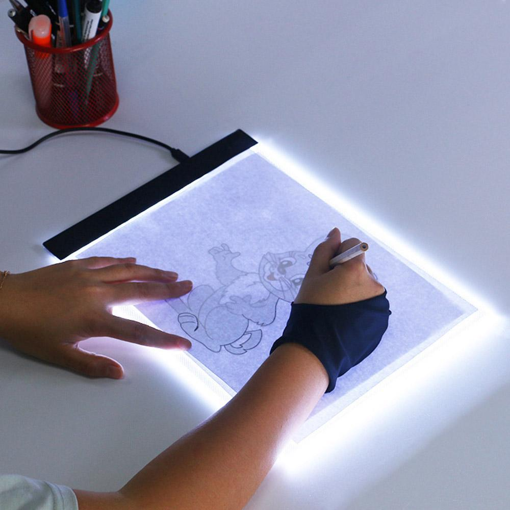 Drawing pad,Light board,A4 Painting Pads Great for Tattoo Drawing Sketching