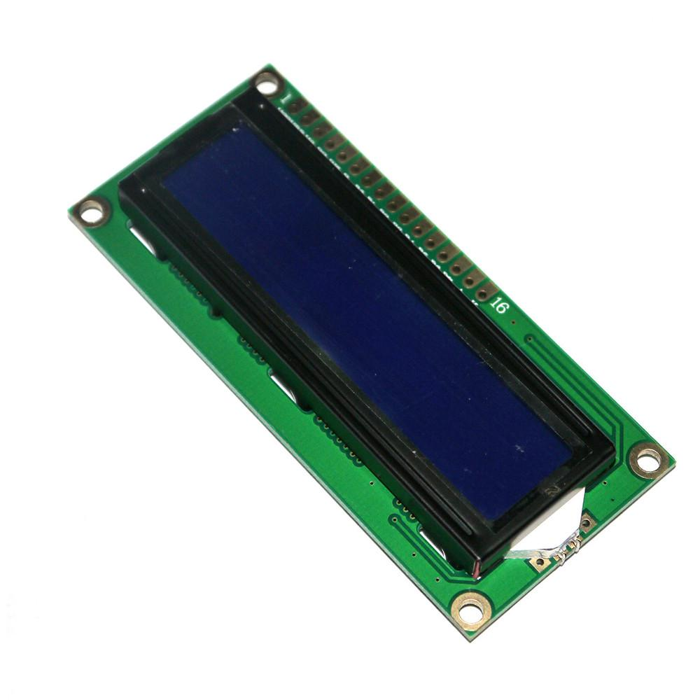 2PCS 8X2 characters LCD module Blue backlight NEW 0802 LCD