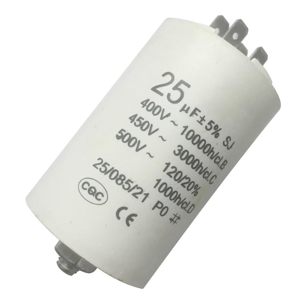 Universal Start Run Capacitor CBB60 50//60Hz 450v 1.5-80UF Microfarad