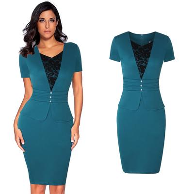 0bc12f1557c9af6 Купить деловые платья – низкие цены, бесплатная доставка из Китая в ...