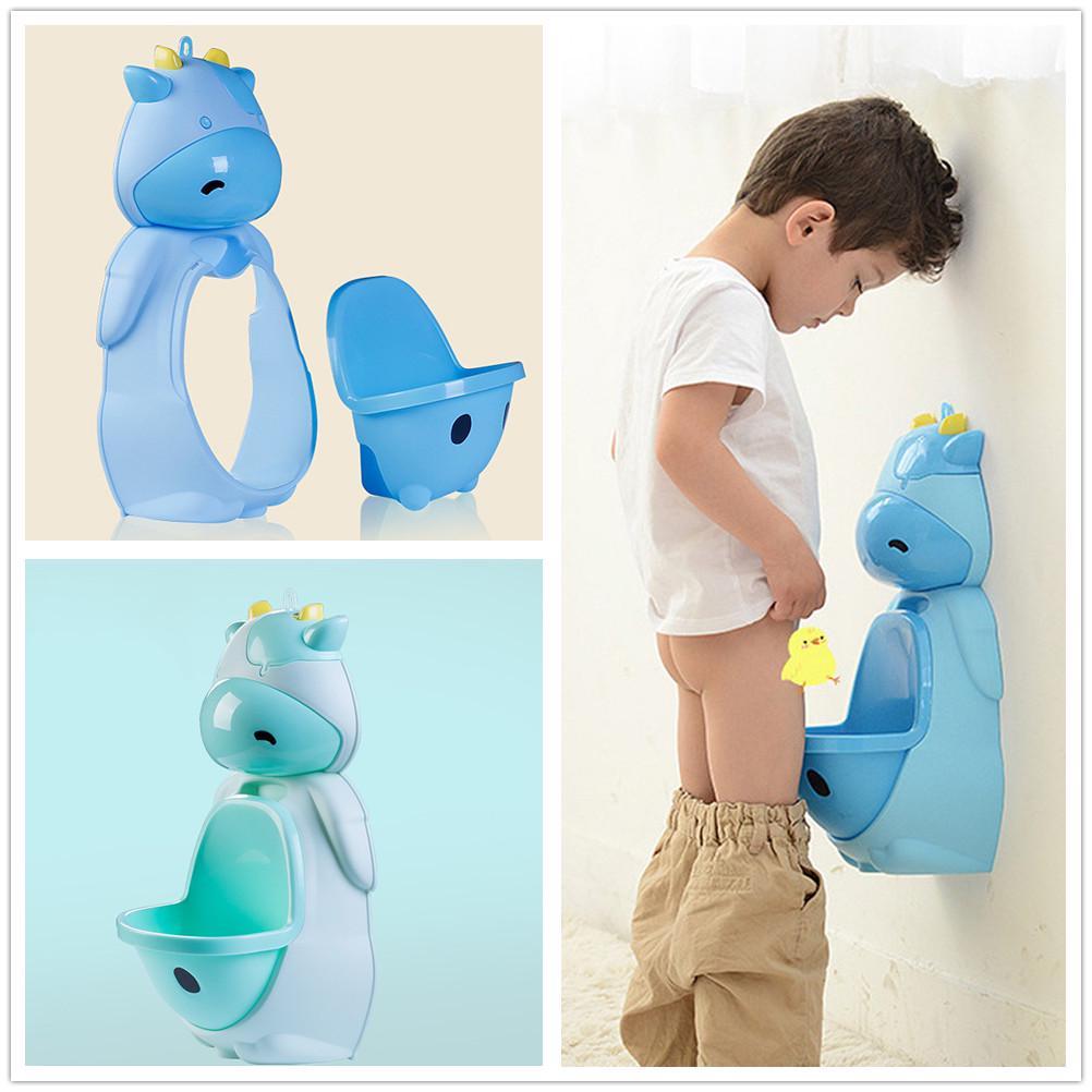 Boy Pee Cartoon Vehicular Urinal Car Baby Toilet Portable Urinals Potty