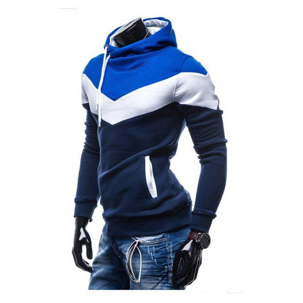 Patchwork de manga larga hombre casual camisas suéter holgado - comprar a  precios bajos en la tienda en línea Joom 0a5f6eea2938b