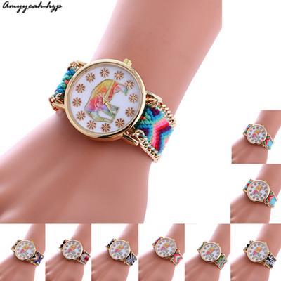 d5f83b29f1ac Anillo de la Perla pulsera reloj personalidad señoras decorativo ...