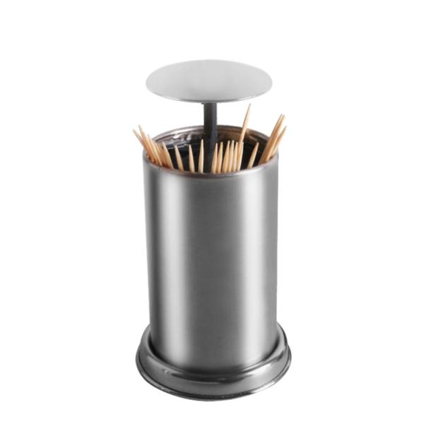 Portable Magnetic Toothpick Holder Container Toothpick Box Toothpick Dispenser
