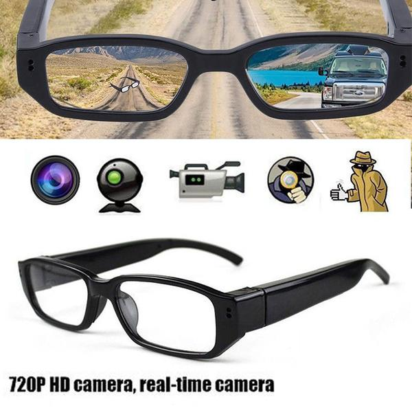 ac6270888d1f9 Outdoor Sport 1080p  720p Hd Spy Hidden Mini Camera Glasses Eyewear Dvr  Video Recorder Cam Camcorder-buy at a low prices on Joom e-commerce platform