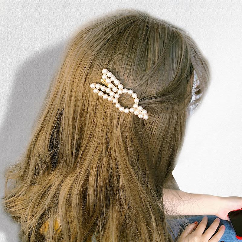 3Pcs Women Fashion Candy Color Hair Clip Snap Barrette Hairpin Hair Accessories