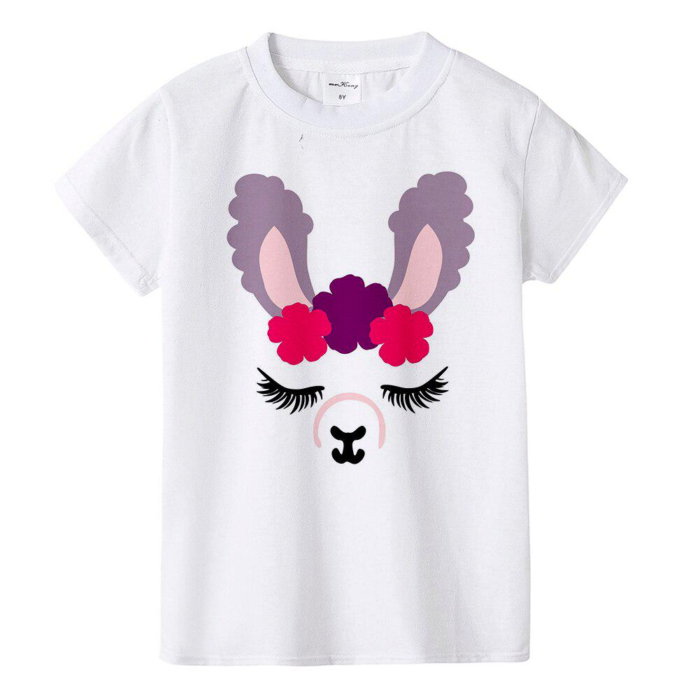 Kids/' Boys Girls Comfortable mesh  Short-sleeved T-shirt 13 Color 1-13Y NEW