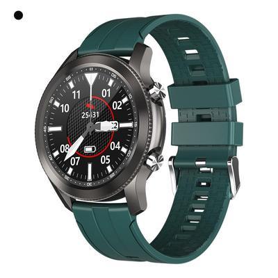 Smart Watch Men's and Women's 1.28 Inch Full Touch Screen IP68 Waterproof Music Player Bluetooth Call Smart Sports Mode