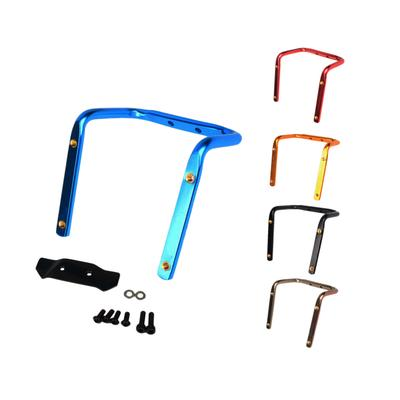 Bicycle Bike Rear Rack Adapter//Converter Seatpost Clamp 28.6mm