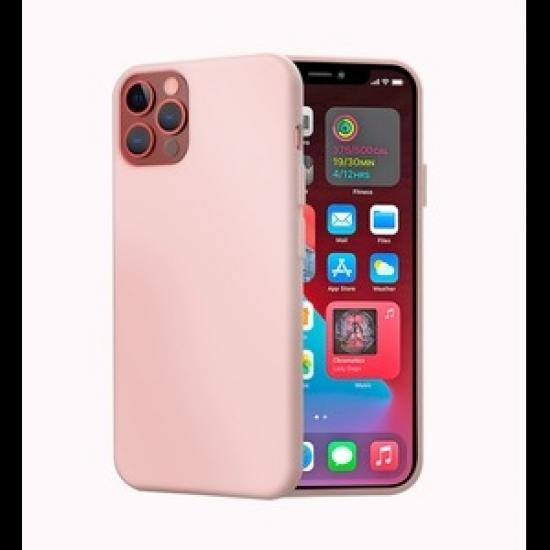 Mag Case Silicone Case Iphone 12/12 Pro Rose So Seven