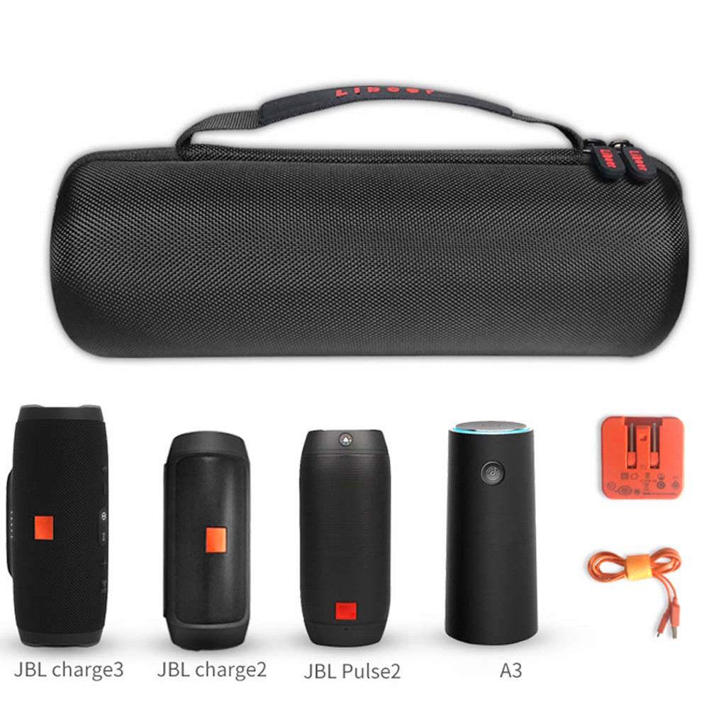 Hard Eva Travel Carry Storage Bag For Jbl Charge 3 2 Pulse2 Charger 8plus New Speaker Bluetooth Mini Portable 1 Of 9