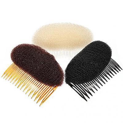Hair Styler Volume Bouffant Beehive Shaper Bumpits Bump Foam Comb Worth it TS