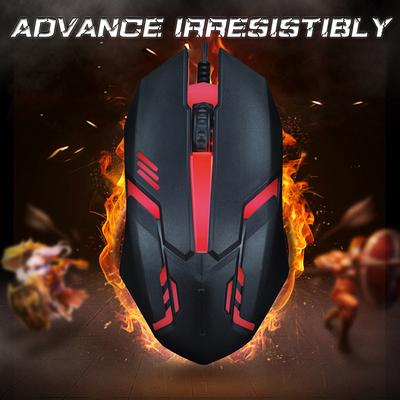 2.4G Photoelectric Type-C Fast Charging 2400DPI Wireless Gaming Mouse 3.7V SM
