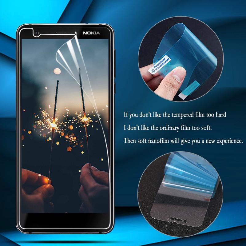 Nano Screen Protector Film for Huawei Honor 7C 7A P Smart Samsung A50 A30  A70 Xiaomi Explosion-Proof Cover
