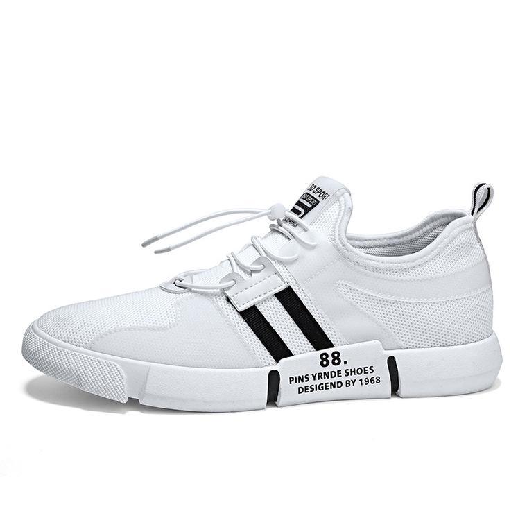 Summer Breathable Men's Tennis Shoes Korean Sports Shoes Casual Korean Trend Shoes Fashion Men's