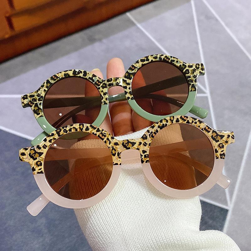 Дети Ретро Малый круглый кадр Солнцезащитные очки Принимая фотографии Покупки очки UV400 – купить по низким ценам в интернет-магазине Joom